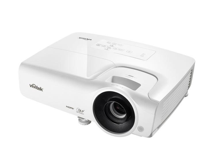 Фото - Проектор Vivitek DX281ST White DLP 3D Ready / 1024 х 768 / 4:3 / 3200 Lm / 15000:1 очки 3d palmexx px 101plus 3d px 101 dlp link