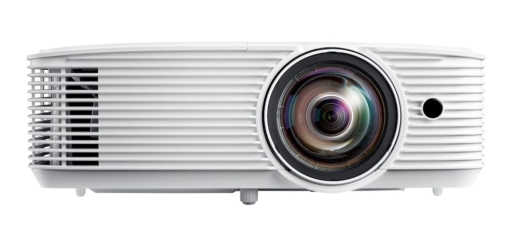 Проектор Optoma X308STe White DLP / 1024 х 768 / 4:3 / 3500 Lm / 22000:1 стоимость