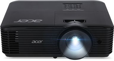 Фото - Проектор Acer X1126AH [MR.JR711.001] Black DLP / 800 x 600 / 4:3 / 4000 Lm / 20000:1 проектор infocus in112xa dlp 800 x 600 4 3 3600 lm 18000 1