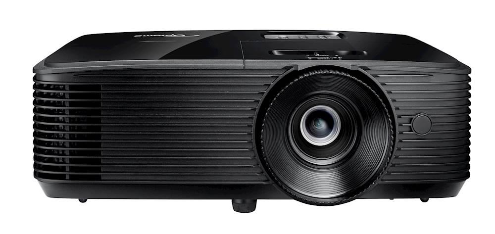 Фото - Проектор Optoma S334e Black DLP / 800 x 600 / 4:3 / 3800 Lm / 22000:1 проектор infocus in112xa dlp 800 x 600 4 3 3600 lm 18000 1