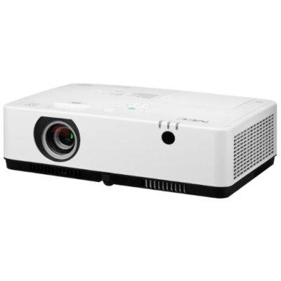 Фото - Мультимедийный проектор Nec ME372W White 3P-Si LCD / 1280 х 800 / 16:10 / 3700 Lm / 16000:1 проектор nec me372w