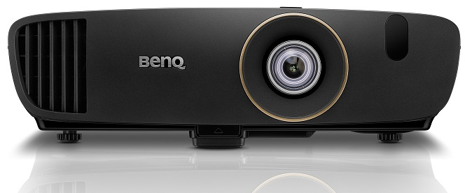 Фото - Мультимедийный проектор BenQ W2000+ Black DLP / 1920 x 1080 / 16:9 / 2200 Lm / 15000:1 мультимедийный проектор benq ms527 dlp 3300lm 13000 1 4500час 1xhdmi 1 9кг