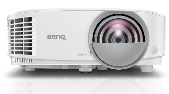 Фото - Мультимедийный проектор BenQ MW809ST White DLP / 1280 х 800 / 16:10 / 3000 Lm / 20000:1 мультимедийный проектор benq ms527 dlp 3300lm 13000 1 4500час 1xhdmi 1 9кг
