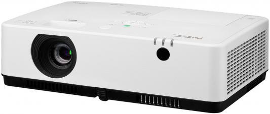 Фото - Мультимедийный проектор Nec NP-ME402XG White 3P-Si LCD / 1024 х 768 / 4:3 / 4000 Lm / 16000:1 термостатический смеситель termo far 1вр х 1 вр х 1 вр