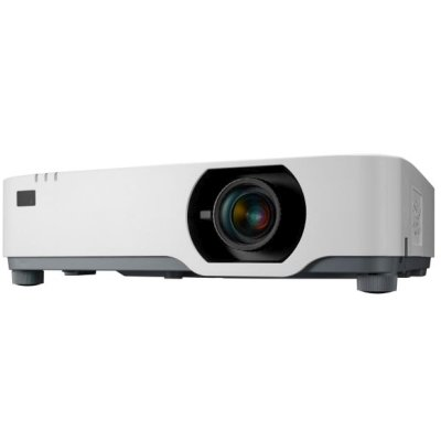Мультимедийный проектор Nec P525WL White 3P-Si LCD / 1280 х 800 / 16:10 / 5000 Lm / 5000000:1 цена 2017