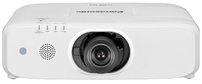 Проектор Panasonic PT-EX520LE (Без линзы) White 3P-Si LCD / 1024 х 768 / 4:3 / 5300 ANSI / 2000:1 проектор panasonic pt ex620e lcdx3 1024x768 6200 ansi lm