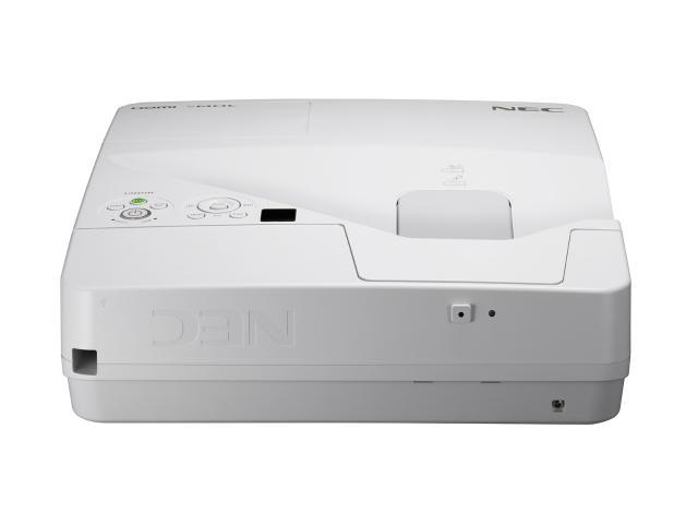 Фото - Проектор Nec UM301W White 3P-Si LCD / 1280 х 800 / 16:10 / 3000 Lm / 4000:1 термостатический смеситель termo far 1вр х 1 вр х 1 вр