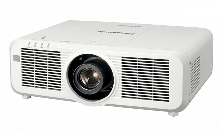 Мультимедийный проектор Panasonic PT-MW530E White DLP / 1280 х 800 / 16:10 / 5500 Lm / 3 000 000:1 проектор panasonic pt ex620e lcdx3 1024x768 6200 ansi lm