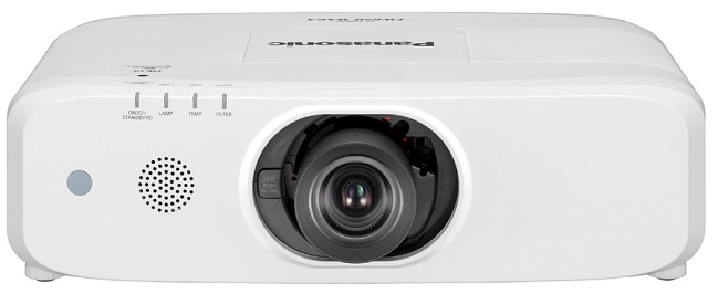 Проектор Panasonic PT-EW650E White 3P-Si LCD / 1280 х 800 / 16:10 / 5800 ANSI / 10000:1 проектор panasonic pt ex620e lcdx3 1024x768 6200 ansi lm
