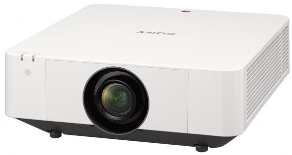 Мультимедийный проектор Sony VPL-FWZ65 White 3P-Si LCD / 1280 х 800 / 16:10 / 6000 Lm / 10000:1 lmp p201 projector lamp with housing for sony vpl vw12ht vpl vw11ht vpl px21 vpl px31 px32