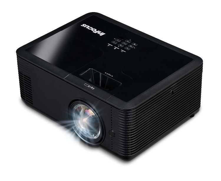 Мультимедийный проектор INFOCUS IN136ST Black DLP / 1280 х 800 / 16:10 / 4000 Lm / 28500:1 проектор infocus inl144ust dlp 1024x768 4000 ansi lm