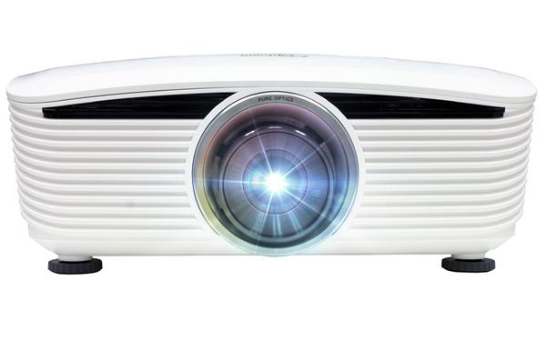 Фото - Проектор Optoma EH505e (без линзы) White DLP / 1920 x 1200 / 16:10 / 5000 Lm / 20000:1 проектор viewsonic pro8800wul dlp 1920x1200 5200ansi lm 5000 1 usb hdmi