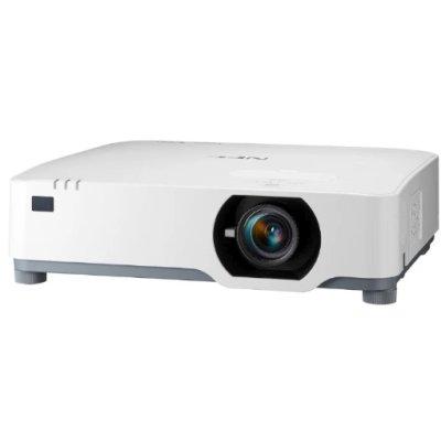 Фото - Мультимедийный проектор Nec P525UL White 3P-Si LCD / 1920 x 1200 / 16:10 / 5000 Lm / 5000000:1 b h she man si ji gu sheng wu xue yan jiu de wen ti he ren wu