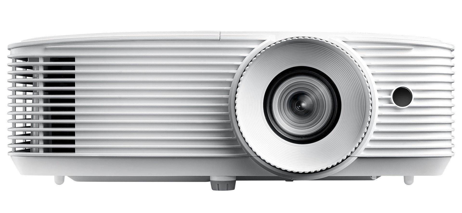Фото - Проектор Optoma EH335 White DLP / 1920 x 1080 / 16:9 / 3600 Lm / 20000:1 кеды мужские vans ua sk8 mid цвет белый va3wm3vp3 размер 9 5 43