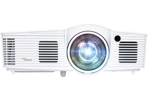 Проектор Optoma EH200ST White DLP / 1920 x 1080 / 16:9 / 3000 Lm / 20000:1 проектор viewsonic pg800hd white dlp 1920 x 1080 5000 lm 5000 1