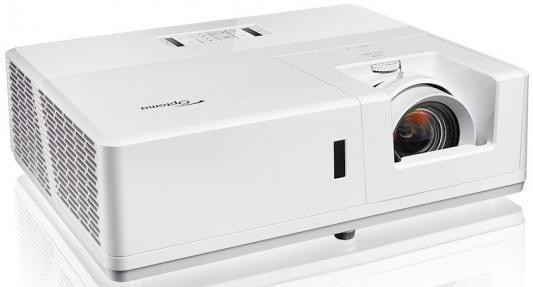 Фото - Мультимедийный проектор Optoma ZU606Te White DLP / 1920 x 1200 / 16:10 / 6300 ANSI / 300 000:1 мультимедийный навигационный центр nissan x trail quashqai ya ns01 1b
