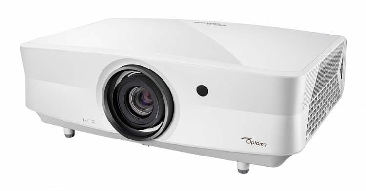 Фото - Мультимедийный проектор Optoma ZK507-W White DLP / 3840 x 2160 / 16:9 / 5000 Lm / 300 000:1 мультимедийный навигационный центр nissan x trail quashqai ya ns01 1b
