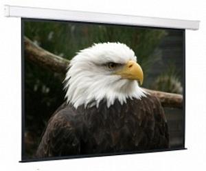лучшая цена Экран настенный моторизированный ScreenMedia 183х244см SCM-4304