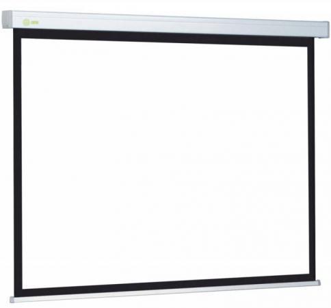 лучшая цена Экран Cactus Wallscreen CS-PSW-187x332 16:9 настенно-потолочный 187x332 рулонный белый