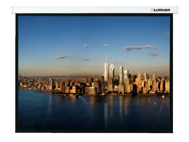 лучшая цена Экран настенный Lumien Master Picture 305х305см Matte White FiberGlass LMP-100107