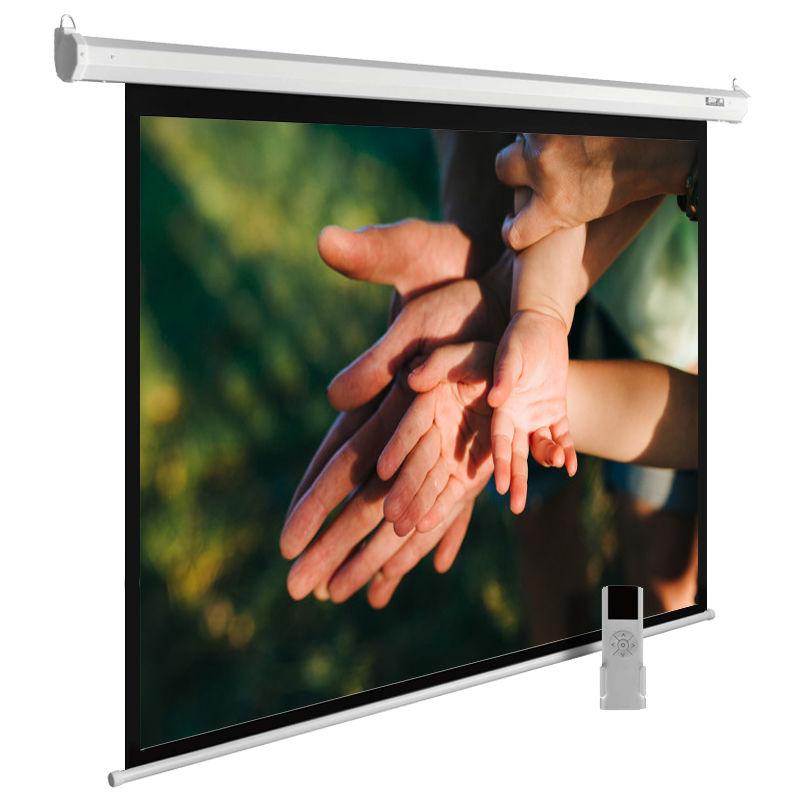 Экран Cactus 210x280см MotoExpert CS-PSME-280x210-WT 4:3 настенно-потолочный рулонный белый цена