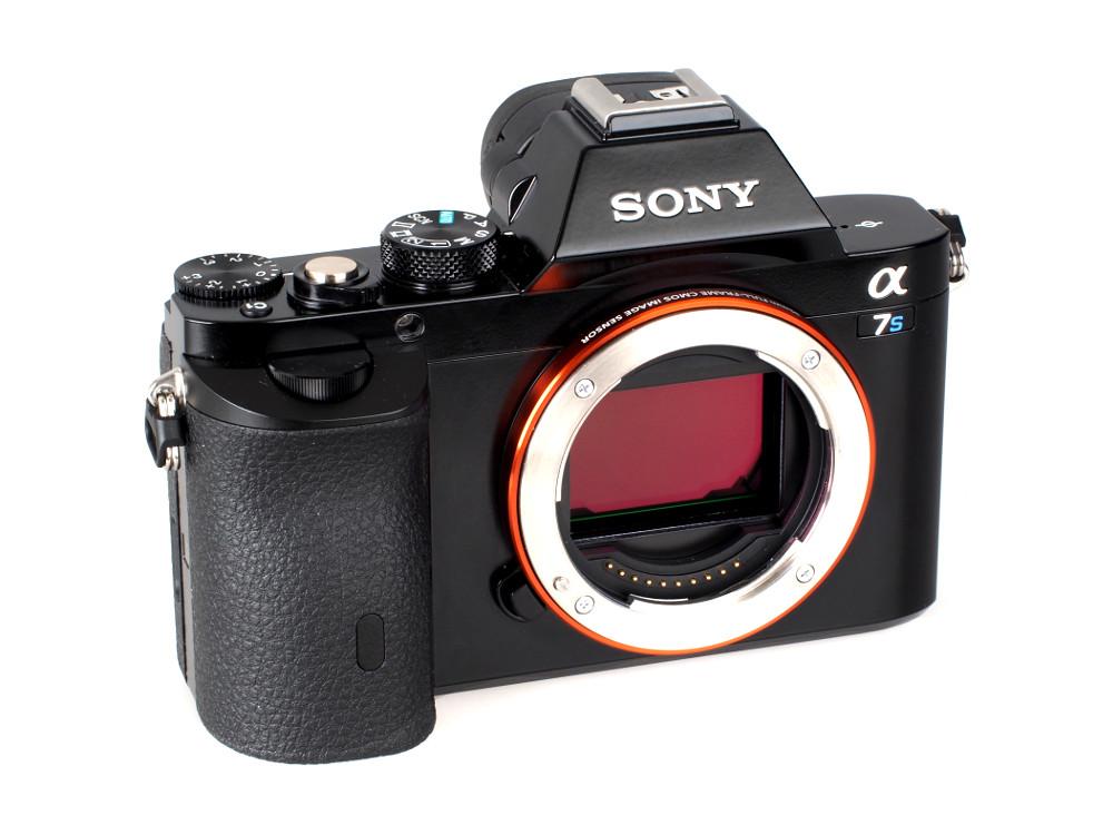 Фотоаппарат SONY ILCE-7SB 12.1Mp, SD, SDHC, SDXC, Wi-Fi, NFC, CROP 1'' [ILCE7SB.CEC] (сменная оптика) фотоаппарат sony ilce 6000ls