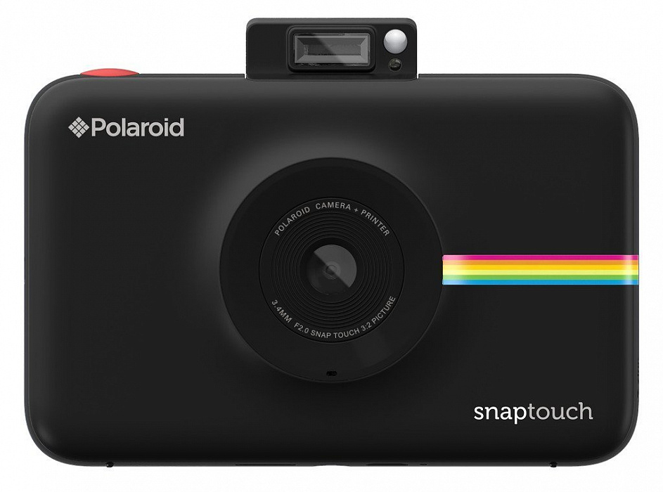 Фотоаппарат Polaroid Snap Touch Blue 13 Mp / no zoom / экран 3.5