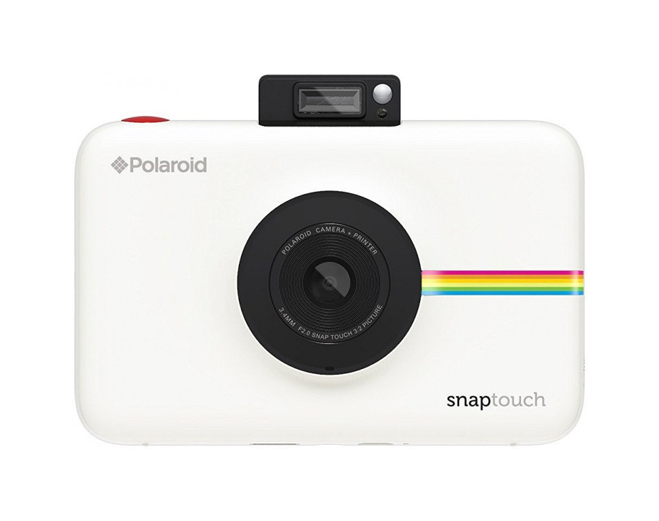Фотоаппарат Polaroid Snap Touch White 13 Mp / no zoom / экран 3.5