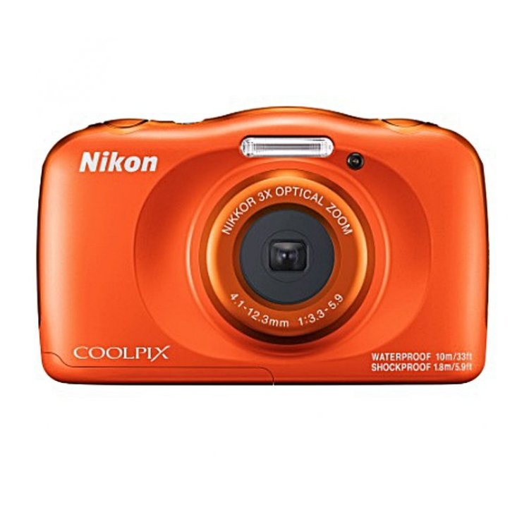 Фото - Фотоаппарат Nikon Coolpix W150 Backpack KIT (VQA112K001) Orange 13.2 Mp, 1/3.1 '' / max 4160 x 3120 / 3x zoom / экран 2.7 / 0,177 г фотоаппарат nikon coolpix w150 backpack kit vqa110k001 white 13 2 mp 1 3 1 max 4160 x 3120 3x zoom экран 2 7 0 177 г