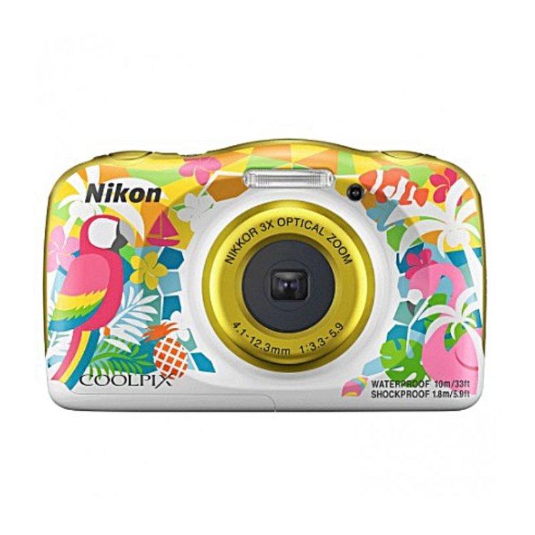 Фото - Фотоаппарат Nikon Coolpix W150 Resort Backpack KIT 13.2 Mp, 1/3.1 / max 4160x3120 / 3x zoom / экран 2.7 / водонепроницаемый 10 метров / 177 г meike fc 100 for nikon canon fc 100 macro ring flash light nikon d7100 d7000 d5200 d5100 d5000 d3200 d310