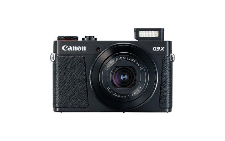цена Фотокамера Canon PowerShot G9 X Mark II (1717C002) Black 20.1 Mp, 1
