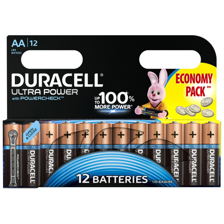 Батарейки Duracell Turbo MAX LR6-12BL AA 12 шт батарейка duracell turbo max lr6 8bl 8 шт aa