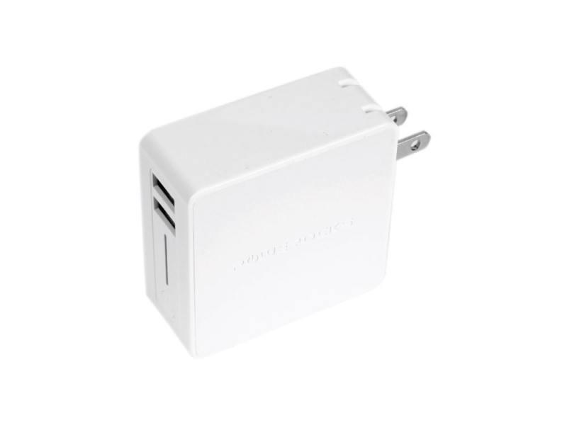 Фото - Портативное зарядное устройство Powerocks Tetris 2xUSB 3000mAh белый портативное зарядное устройство orico ld200 белый