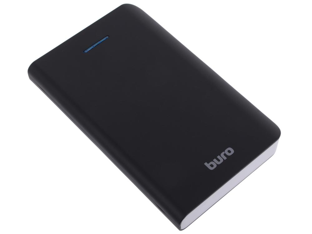 Фото - Внешний аккумулятор Buro RA-25000 Black внешний аккумулятор buro ra 16000 3u lcd bk 16000 мач черный