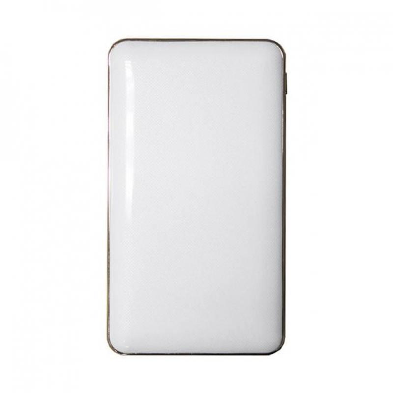 Портативное зарядное устройство Mango Device MP-8000 белый 8000mAh 2A MP-8000WT портативное зарядное устройство gp rc02abbe 2500 мач белый