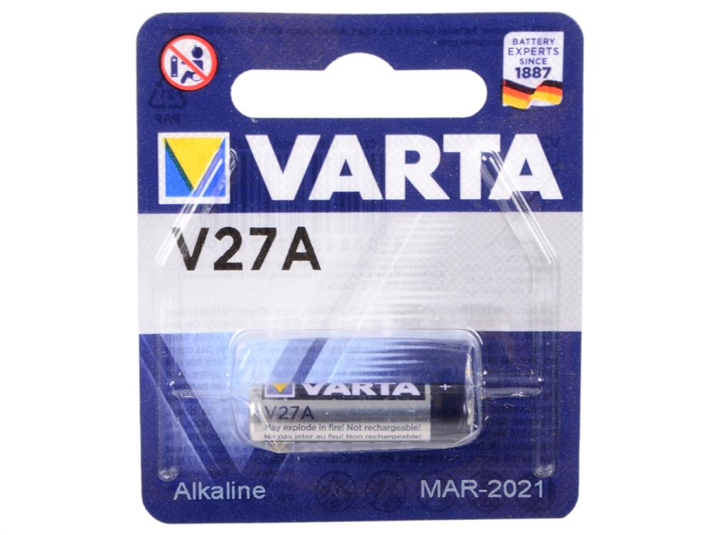 Батарейка Varta Professional Electronics A27 1 шт varta varta electronics lr44 1