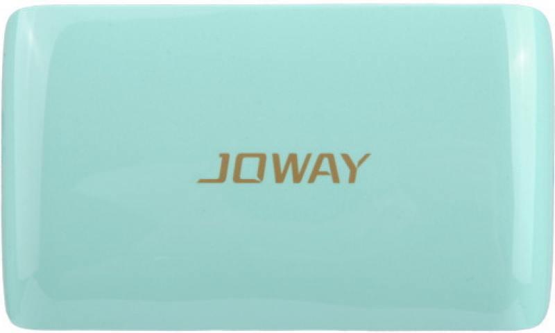 Внешний аккумулятор Joway JP29 6000 mAh голубой аккумулятор внешний auzer b 3000 mah