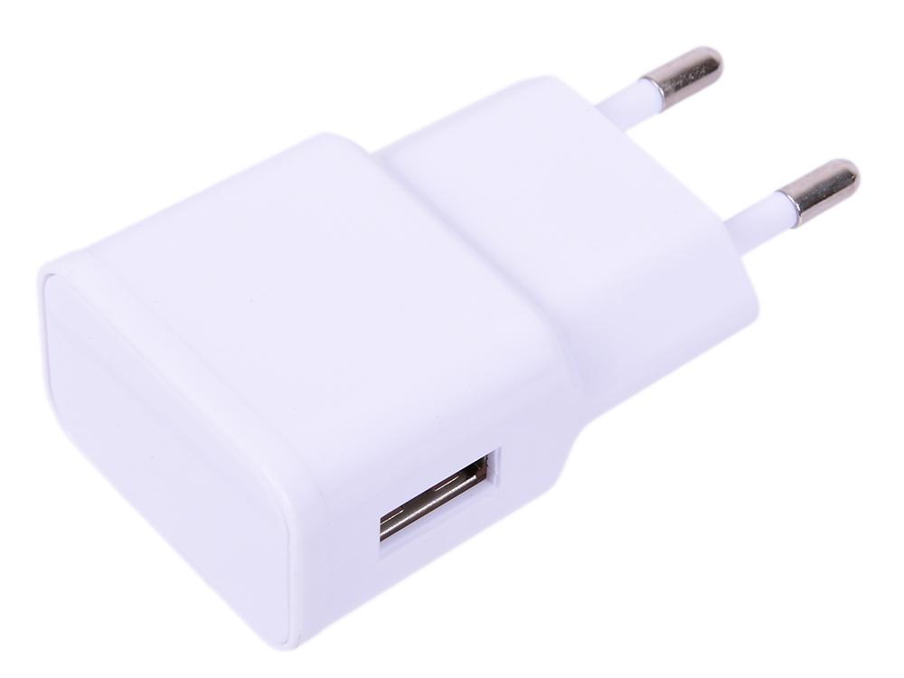 Сетевое зарядное устройство Cablexpert MP3A-PC-09 1A USB белый сетевое зарядное устройство qumo energy 1xusb 1a черное 20775