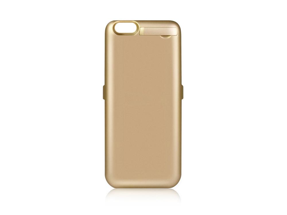 Фото - Аккумулятор-чехол для iPhone 6/6S/7 DF iBattery-14s (gold) аккумулятор для ноутбука ibatt apple a1395 ib a405