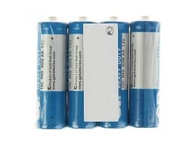 Батарейки GP 15CEBRA-2S4 (15С/R06) gp pb560gs270