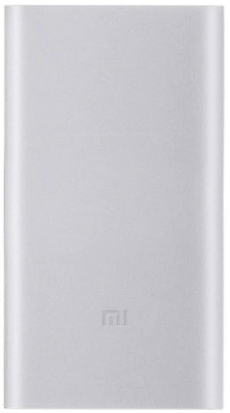 Внешний аккумулятор Xiaomi Mi Power Bank 2 10000 мА·ч Silver цена