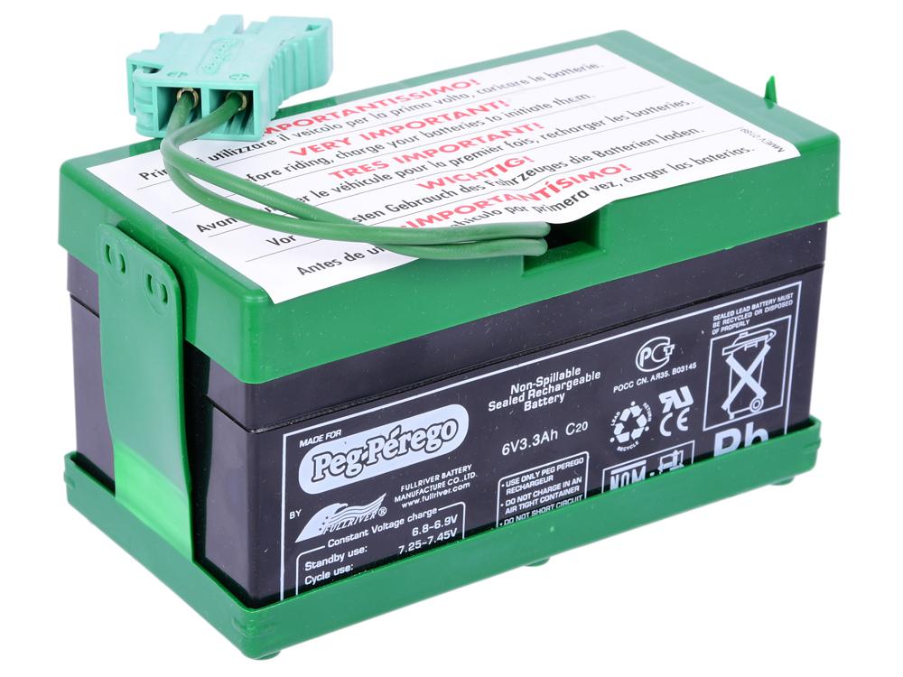 Аккумулятор Peg-Perego 6V 6,5Ah