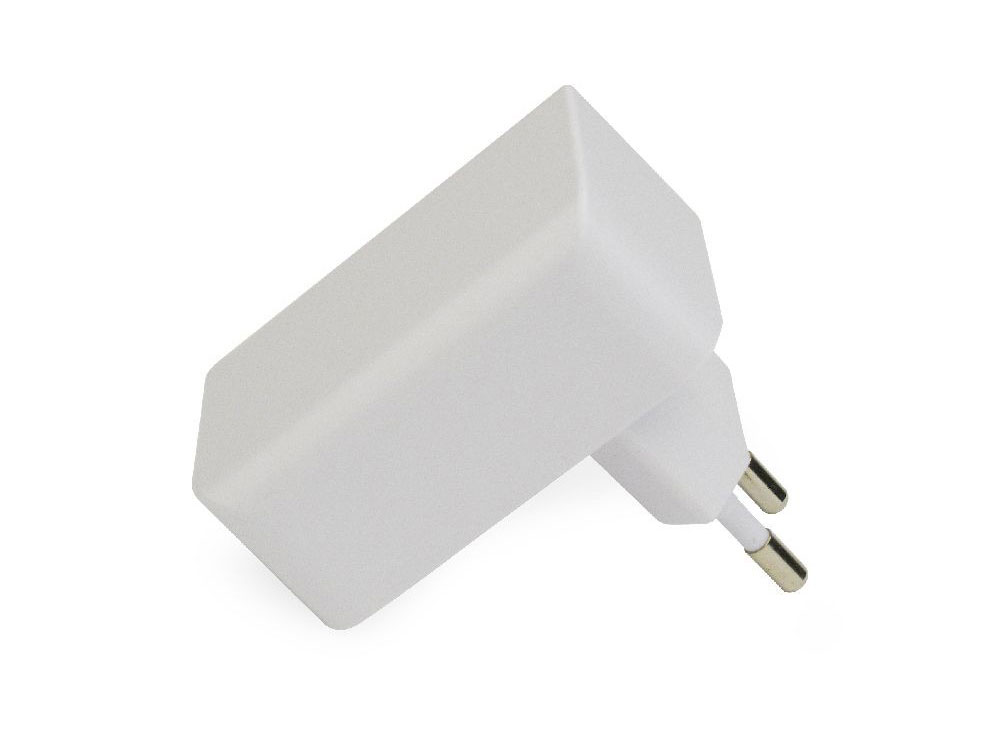 Сетевое зарядное устройство Energenie EG-UC2A-01 2.1A USB белый зарядное