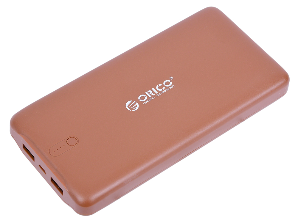 Портативное зарядное устройство Orico LD200 (коричневый) цены