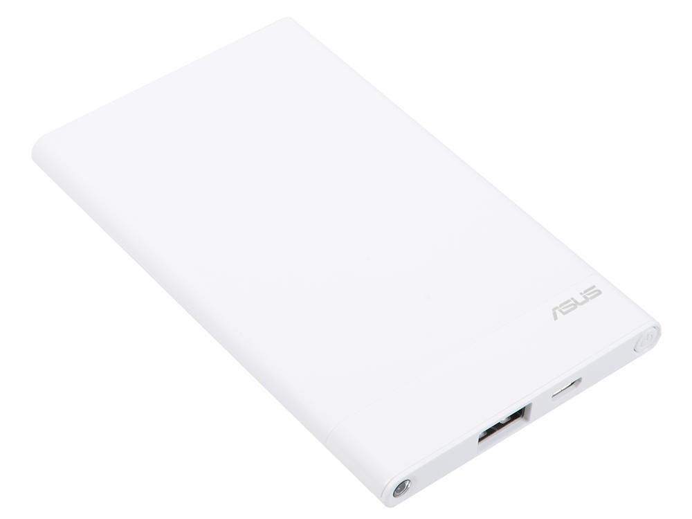 Фото - Портативное зарядное устройство Asus ZenPower ABTU015 4000мАч белый 90AC02C0-BBT011 портативное зарядное устройство orico ld200 белый