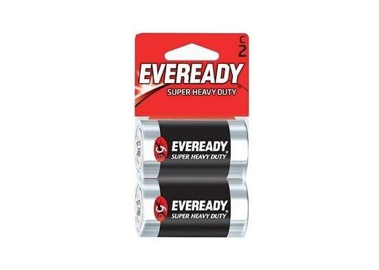 Фото - Батарейка солевая Energizer Eveready R14 тип C 2шт угол внутренний д плинтуса идеал комфорт сантал 2шт