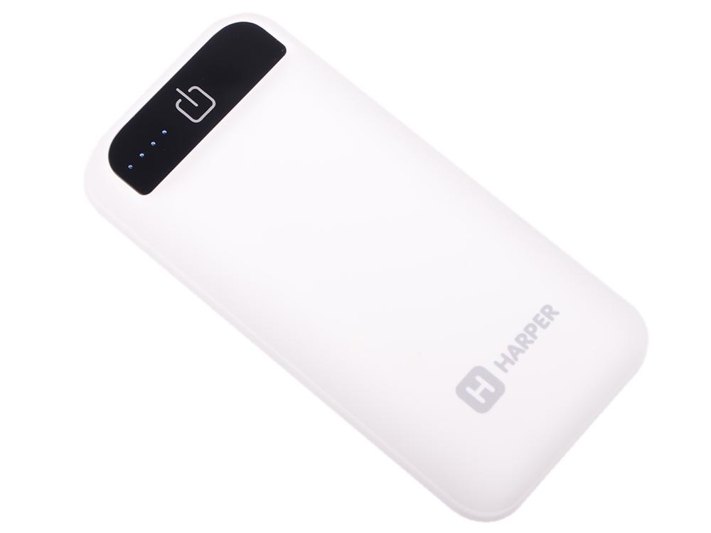купить Внешний аккумулятор HARPER PB-2605 White 5000 mAh 1xUSB онлайн