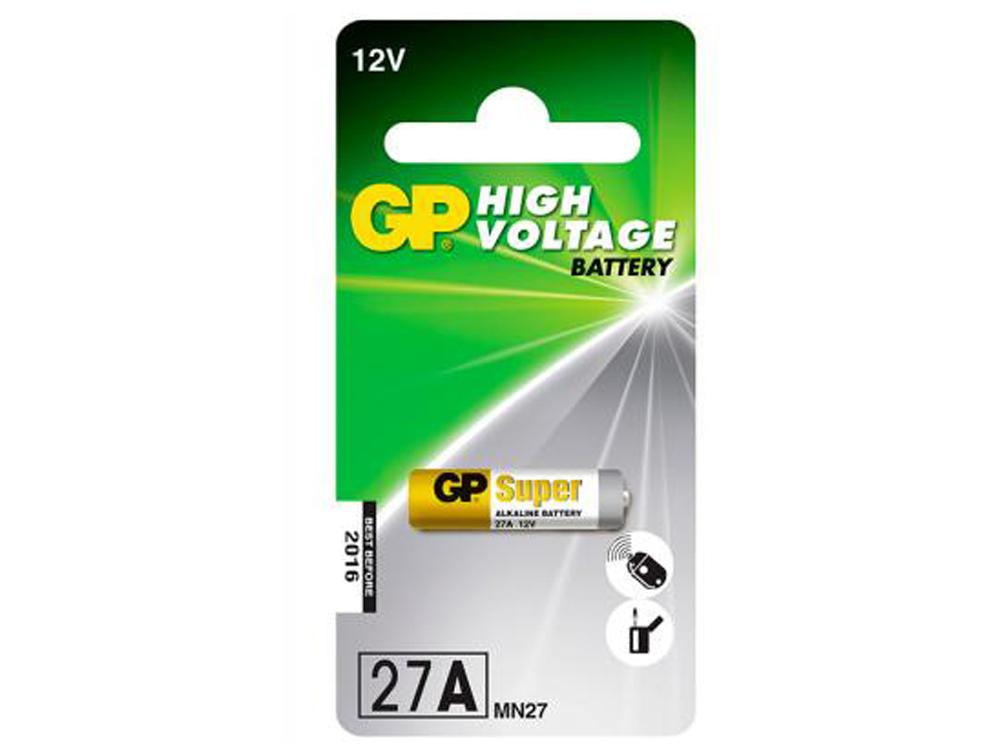 цена на Батарея GP 27AF-2C1 10/600