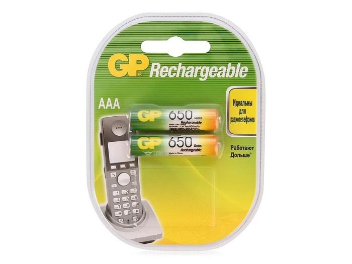 элементы питания gp аккумулятор gp 250aahc 2decrc4 Аккумулятор GP 65AAAHC-2DECRC2