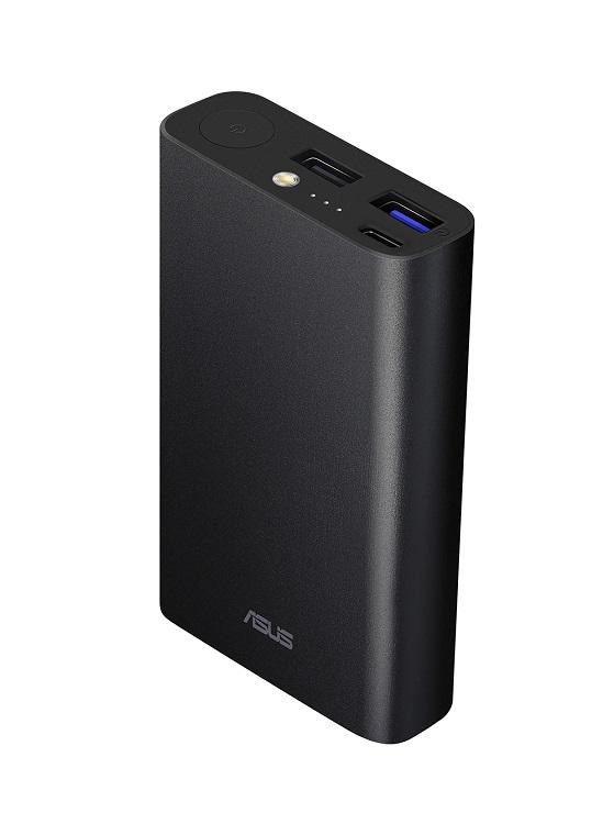 Мобильный аккумулятор Asus ZenPower ABTU012 Li-Ion 10050mAh 3A+2A+1A черный 2xUSB